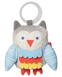 Skip Hop: Treetops Friend Wise Owl S.T Gray/Pastel