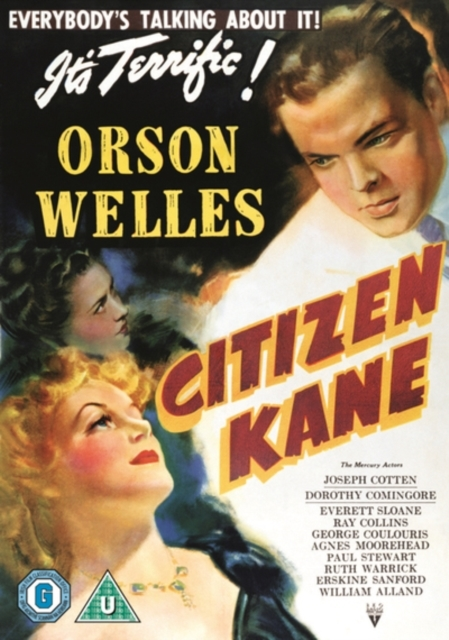 Citizen Kane DVD on DVD