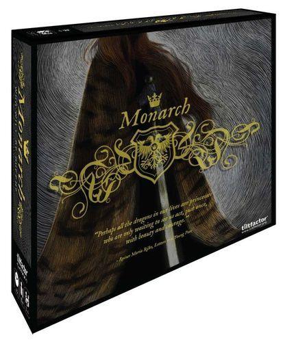 Monarch - Board Game