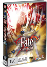 Fate/Stay Night - Vol. 6: The Holy Grail on DVD