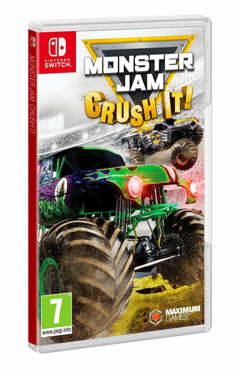 Monster Jam for Nintendo Switch image