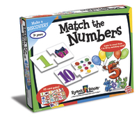 Ryan's Room: Match The Numbers