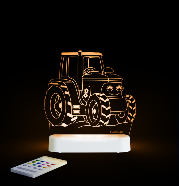 Aloka: Night Light - Tractor