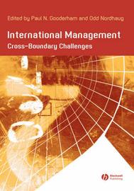International Management by Paul Gooderham