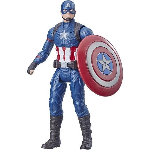 "Avengers: Captain America - 6"" Action Figure"