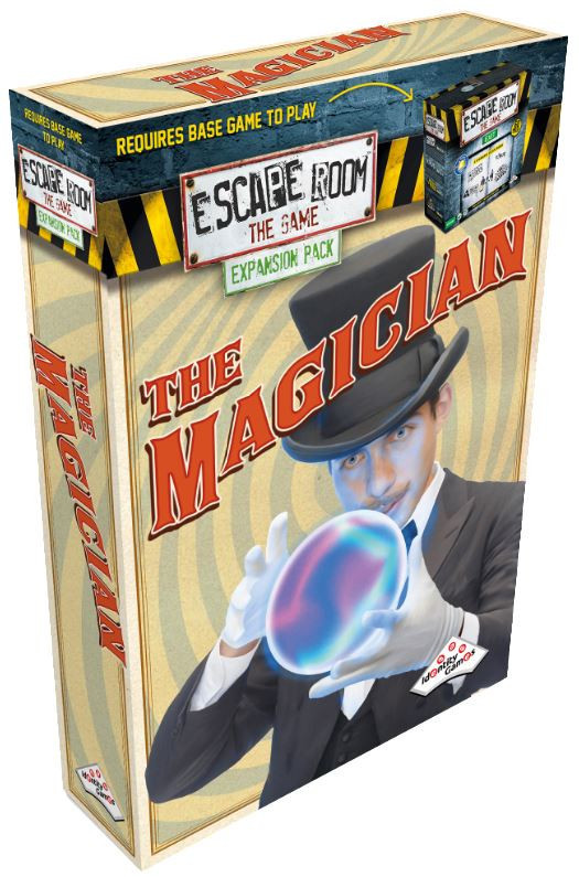 Escape Room: The Game - The Magician Expansion image