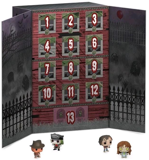 "Funkoween: 13-Day ""Spooky"" Countdown - Advent Calendar (2020)"