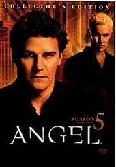 Angel Season 5 -  Part 2 on DVD