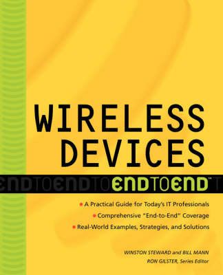 Wireless Devices End to End by Winston Steward image