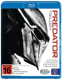 Predator Trilogy - Predator / Predator 2 / Predators on Blu-ray