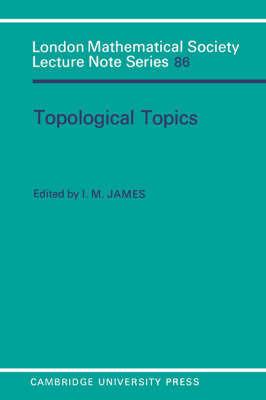 Topological Topics