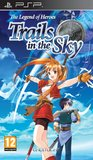 The Legend of Heroes: Trails in the Sky for PSP