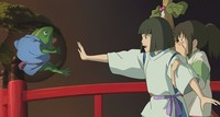 Spirited Away (Standard Edition) on DVD image