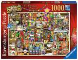 Ravensburger Colin Thompson - The Christmas Cupboard 1000pc Puzzle