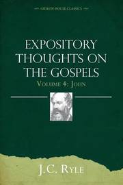 Expository Thoughts on the Gospels Volume 4 by John Charles Ryle image