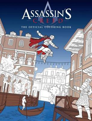 Assassin'S Creed: The Official Coloring Book by Insight Editions image