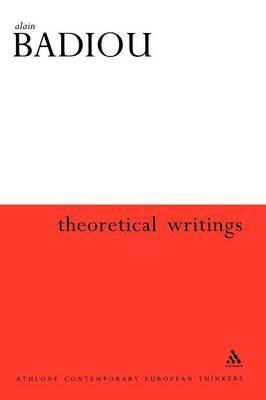 Theoretical Writings image