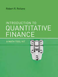 Introduction to Quantitative Finance by Robert R. Reitano image