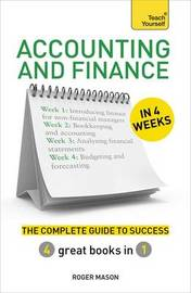 Accounting & Finance in 4 Weeks by Roger Mason