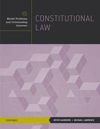 Constitutional Law by Kevin Saunders