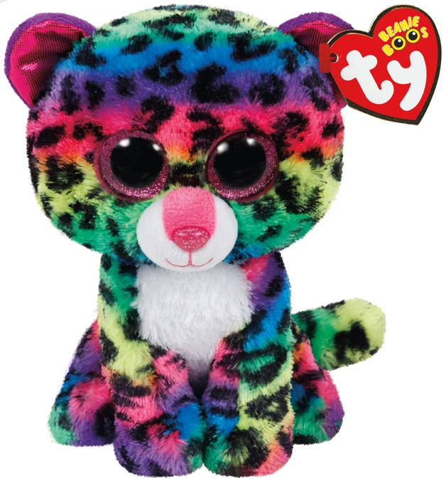 Ty: Beanie Boo Dotty Leopard