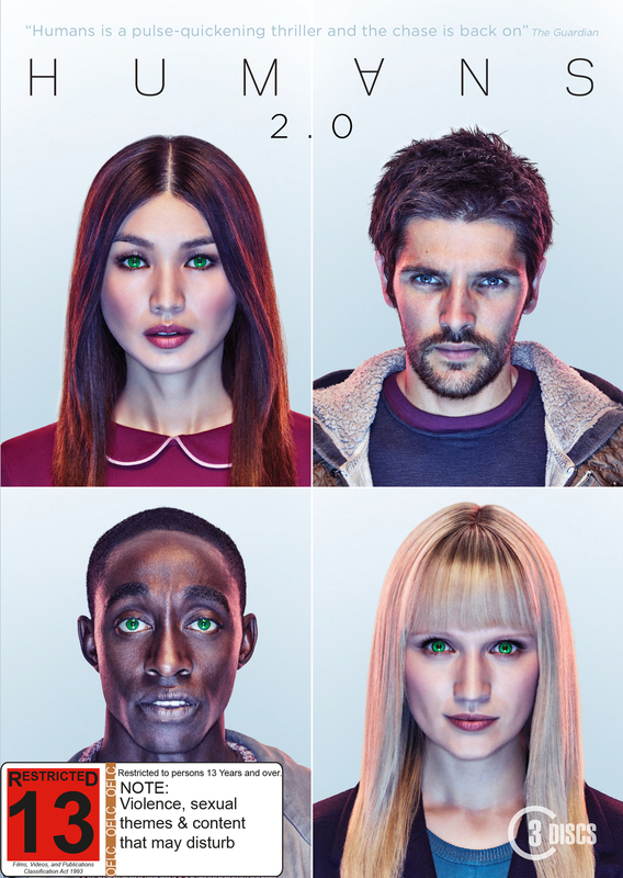 Humans 2.0 on DVD