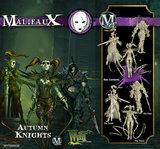 Malifaux: Neverborn: Autumn Knights (3pc)