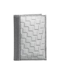 Stewart/Stand Stainless Steel Driving Wallet - (3D Box) Silver