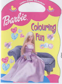 Barbie Colouring Fun image