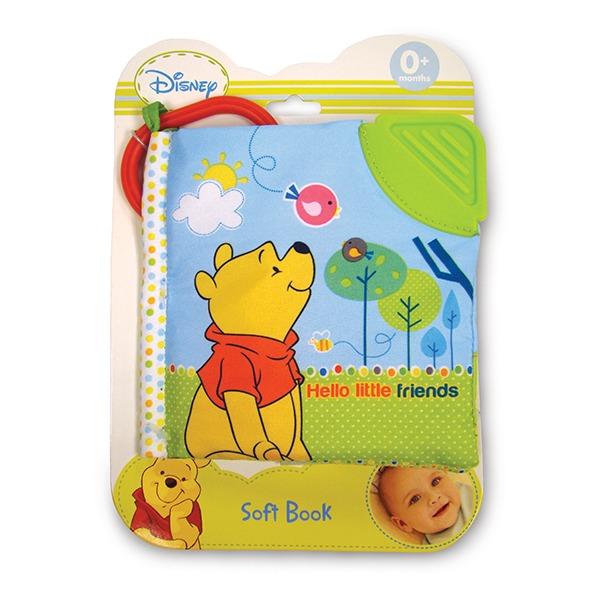 Winnie The Pooh Soft Book image