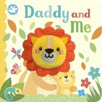 Little Learners Daddy and Me Finger Puppet Book image