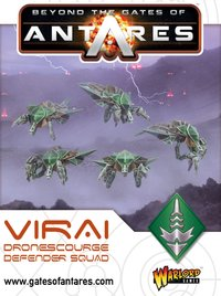 Beyond the Gates of Antares: Virai Dronescourge Defender Squad