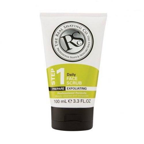 Real Shaving Co.: Daily Face Scrub