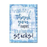 Thank-You Magnet - Hug