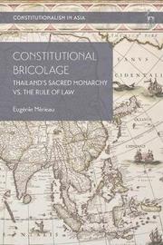 Constitutional Bricolage by Eugenie Merieau