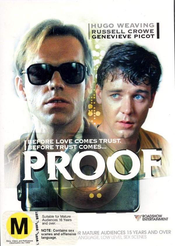 Proof on DVD image