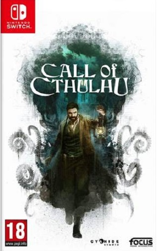 Call of Cthulhu for Switch