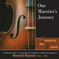 One Maestro's Journey: A Celebrated Life of Music & Ingenuity by Heinrich Hammer image