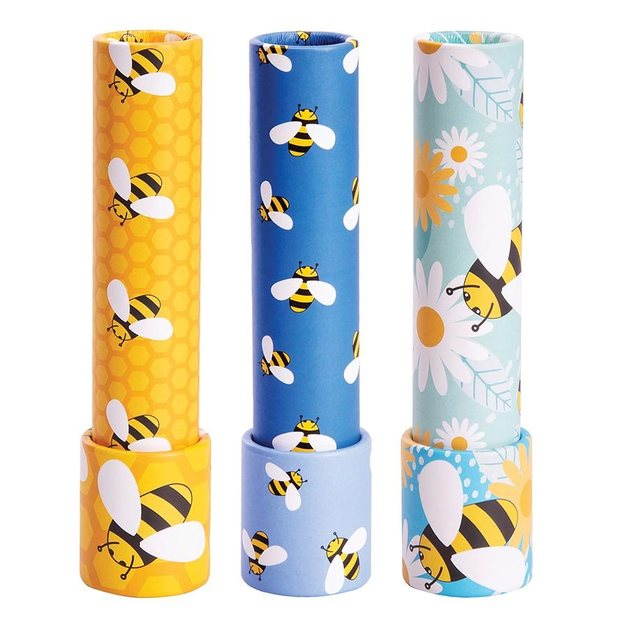 IS GIFT: Kaleidoscopes - Buzzing Bees