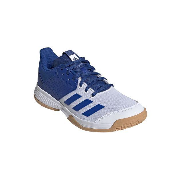 Adidas Ligra Womens Shoes - White/Royal (US 9.5)
