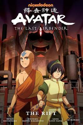 Avatar: The Last Airbender--the Rift Omnibus by Gene Luen Yang