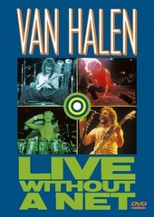 Van Halen - Live Without A Net on DVD