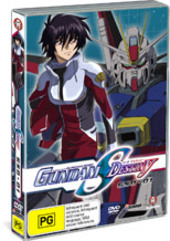 Gundam Seed - Gundam S Destiny: Vol. 1 on DVD