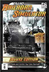 Trainz Railroad Simulator 2004 : Deluxe Edition for PC Games