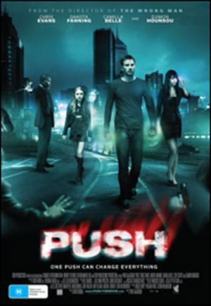 Push on DVD