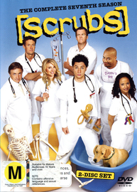 Scrubs - Season 7 on DVD