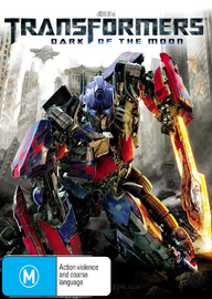 Transformers 3: Dark of the Moon on DVD