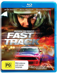 Born to Race: Fast Track on Blu-ray