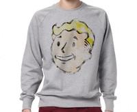 Fallout Vault Boy Vintage Sweatshirt (X-Large)