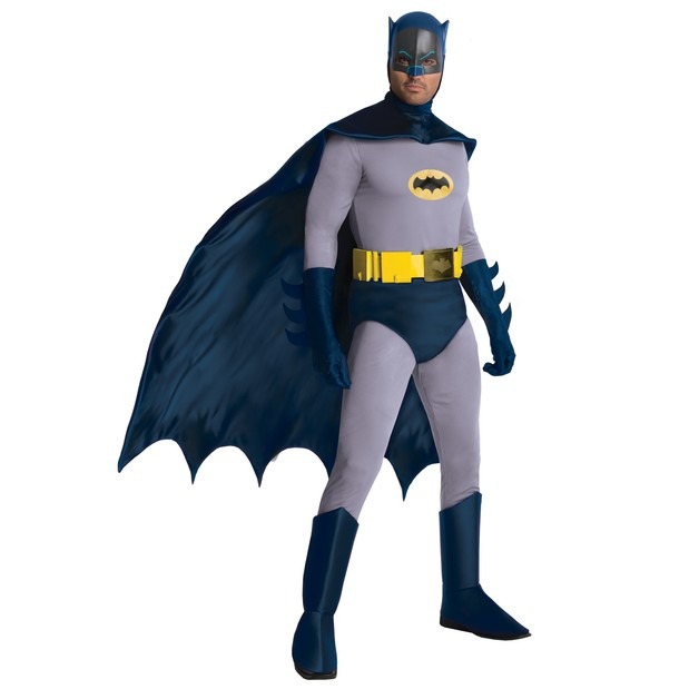 Grand Heritage Batman 1966 Costume (X-Large)